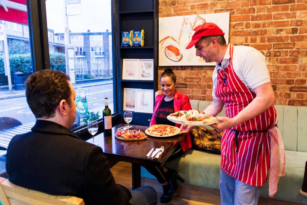 Pizzaiolo - Pizza Restaurant
